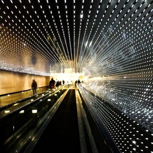 Art Museum Tunnel