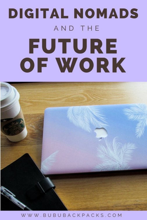 Digital Nomads and the Future of Work