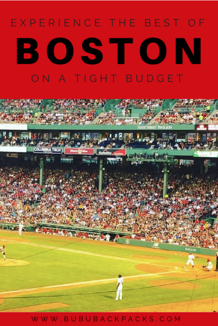 How to Experience the Best of Boston on a Tight Budget